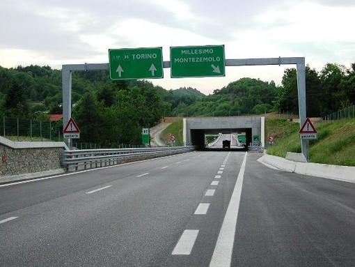 Viabilità: dopo i controlli dei tecnici sulla frana, riaperta questa mattina l'autostrada A6 Torino-Savona
