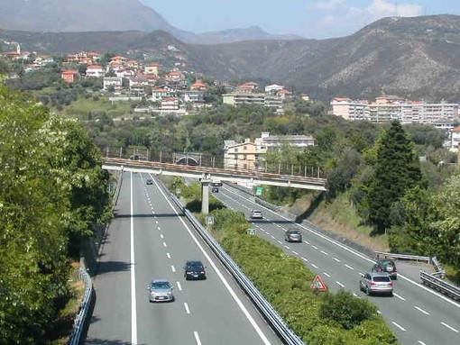 Autostrada del Fiori: ecco i cantieri aperti nella settimana dal 21 al 27 ottobre 2019
