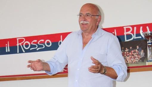 """Imperia calcio, Franco Tarabotto (presidente Vado) risponde al DS Pino Fava:"""" Dichiarazioni su LoBosco e Costantini sono bel complimento"""""""
