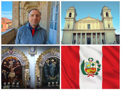 Imperia, domenica 10 ottobre la comunità peruviana festeggia 'Nostro Signore dei Miracoli': la celebrazione religiosa nella Cattedrale di San Maurizio (video)