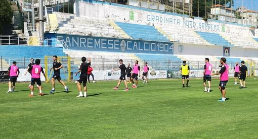 Calcio: i convocati della Sanremese per la partita contro il Fossano