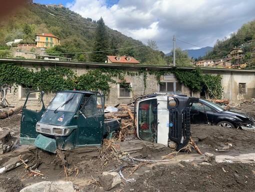 Alluvione in Valle Argentina: in una settimana raccolti quasi 50mila euro su GoFundMe