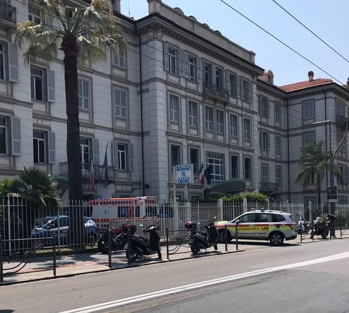 Commissariato di polizia Sanremo