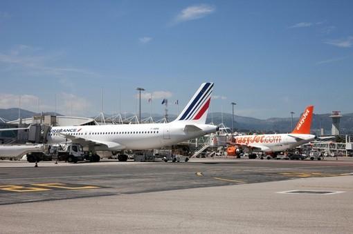 Si torna a volare all'aeroporto di Nizza Cote d'Azur: da oggi riprende il 40% dei collegamenti con l'Europa