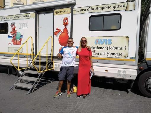 Diano Marina: domani in corso Roma (davanti al Comune) la 'Giornata della Donazione' con l'Avis