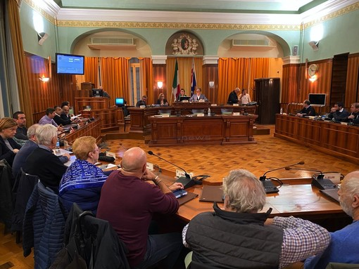 L'assemblea di Rivieracqua in Comune a Sanremo