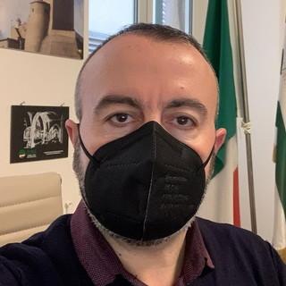 Andrea Tafaria, segretario generale Filca Cisl Liguria
