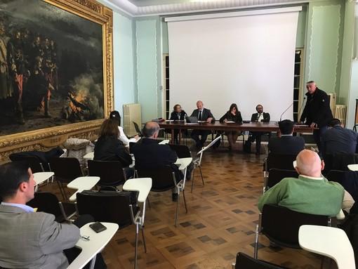 L'assemblea dei sindaci di Rivieracqua