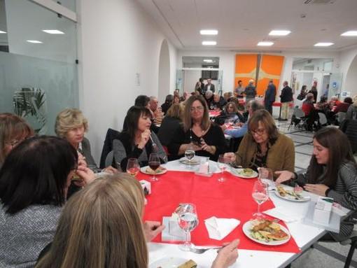 Sanremo: ieri sera a Villa Ormond la festa per gli auguri di Natale della sezione provinciale Lilt