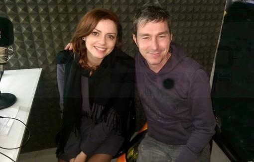 Continuano le 'interviste da casa' ai protagonisti del mondo della musica su Radio Onda Ligure: oggi con Annalisa