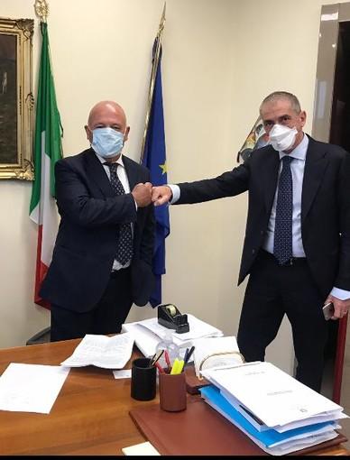 Antonio Bissolotti e Andrea Costa
