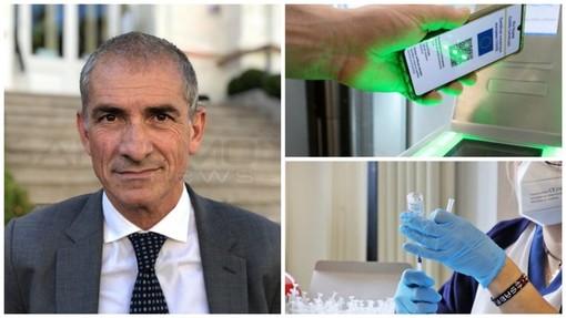 """Covid19, non solo Green Pass: non si esclude l'obbligo vaccinale. Costa: """"Ma no a radicalizzazione del confronto""""(VIDEO)"""