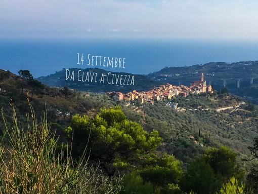 Imperia: trekking, sabato, Ponente Experience propone un'escursione ad Anello da Clavi a Civezza