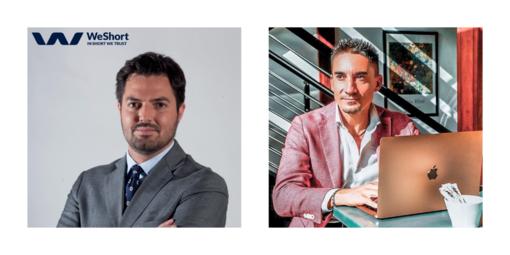Grownnectia entra nel capitale di WeShort, la nuova startup italiana  per i migliori cortometraggi nazionali e internazionali