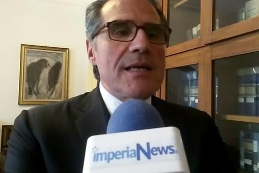 """Imperia: si è insediato il nuovo Prefetto Aberto Intini """"Affronteremo le problematiche col massimo impegno"""" (video)"""