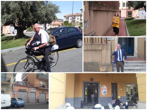 Imperia: interrogati in carcere dal giudice Paolo Luppi gli arrestati dell'operazione 'Andalusia 2', Taverna risponde al Gip (Foto e video)