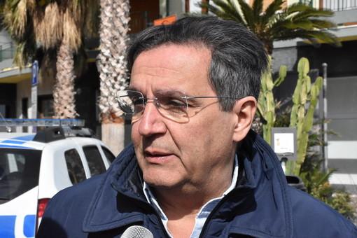 Angelo Galtieri, sindaco di Alassio