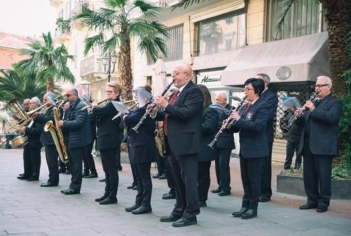 La Banda Filarmonica di Imperia