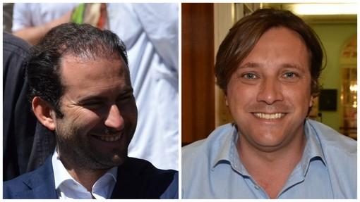 Svolta di Forza Italia: nominati i nuovi coordinatori provinciali, ad Imperia Simone Baggioli ma Filippo Bistolfi torna con un ruolo importante