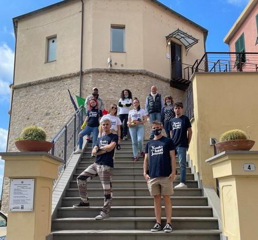 Santo Stefano al Mare e la sua scelta green diventa meta prescelta di blogger e studenti (Foto)