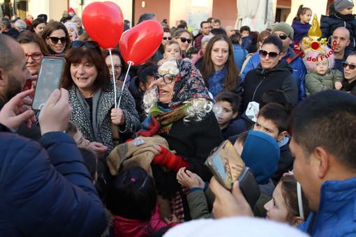 Le immagini della festa in Calata Cuneo