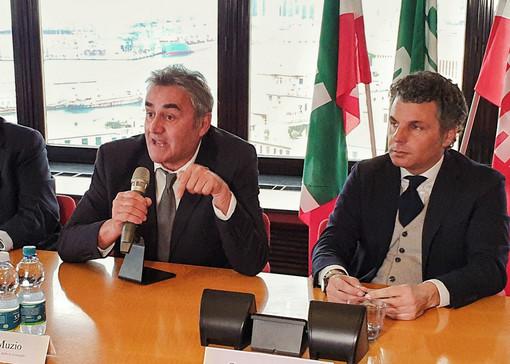 Claudio Muzio e Carlo Bagnasco
