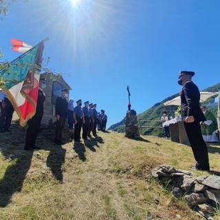 Triora: domenica scorsa a Creppo la Messa in ricordo di tutti i caduti dell'Arma dei Carabinieri