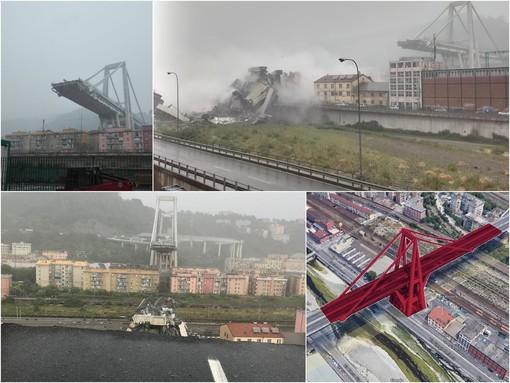 Le immagini da Genova