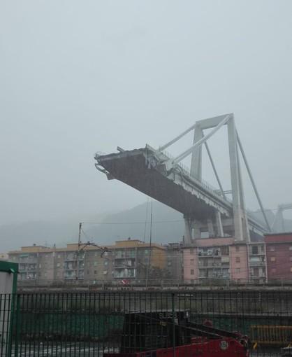 Crollo del ponte sul Polcevera a Genova: treni ok fino a Sampierdarena, utenti dirottati verso Torino