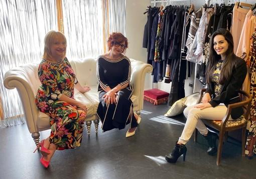 Target: uno dei negozi più glamour della provincia, da Monica e Dani pellicce fashion e non solo