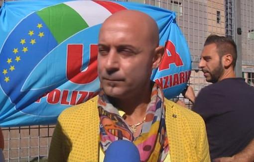 """Imperia: il segretario della UIL PA Fabio Pagani denuncia """"I posti auto riservati alla penitenziaria sono diventati strisce blu"""""""