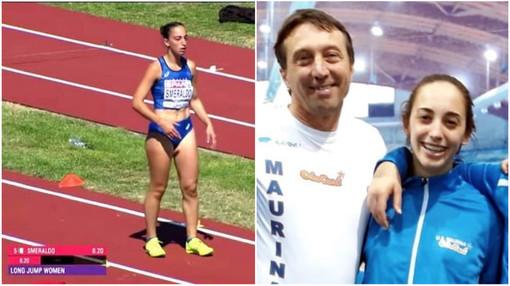 Imperia: atletica, Chiara Smeraldo convocata per i Campionati Mondiali Juniores di Nairobi