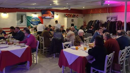 Ieri a Genova la cena per gli auguri di Natale organizzata dai circoli di Fratelli d'Italia (Foto)