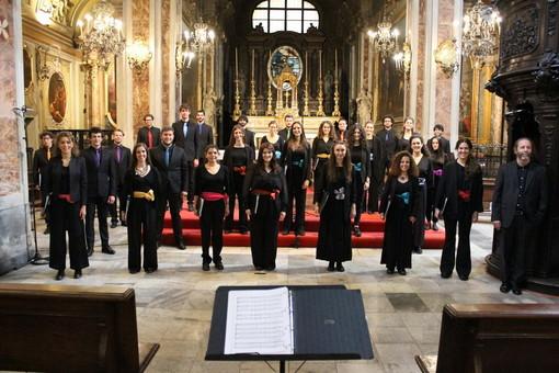 Concerto del Coro G alla chiesa San Giovanni Battista di Cervo