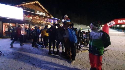 Grande successo di partecipazione per la '4 giorni di sci a Bardonecchia' con il Liceo Viesseux di Imperia (Foto e Video)