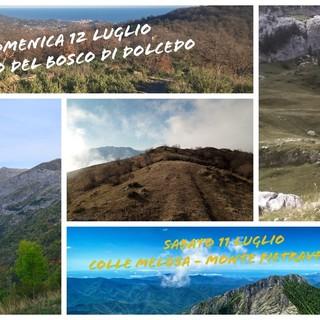 Da domani, al via un ricco programma di escursioni a cura delle guide ambientali di Ponente Experience