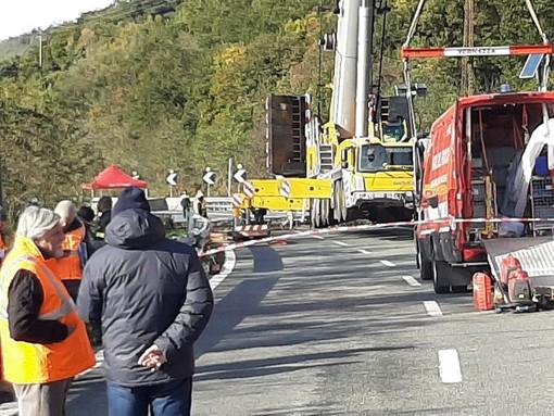 Domani riapre la A6 Savona-Torino: firmato il protocollo di gestione e monitoraggio sicurezza