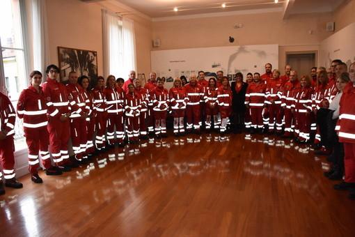 Auguri Croce Rossa! A Villa Nobel festeggiati i 120 anni degli 'Angeli Rossi', in arrivo anche un'ambulanza pediatrica (Foto e Video)