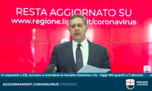 """Data per le elezioni regionali, Toti: """"Il diritto di andare a votare rivive quando l'emergenza è finita, assurdo e osceno il balletto sulle date di settembre"""" (Video)"""