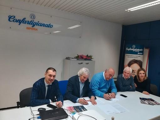10 milioni di euro per finanziamenti agevolati alle imprese artigiane grazie all'accordo tra la Confartigianato di Imperia e la Banca di Caraglio