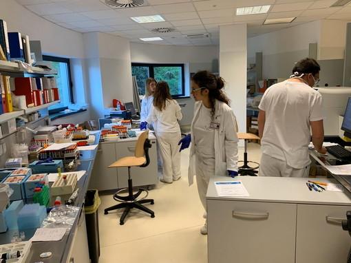 Coronavirus: rallenta il calo dei positivi, oggi in Liguria meno 18. Più vistoso il calo in provincia di Imperia (-11)