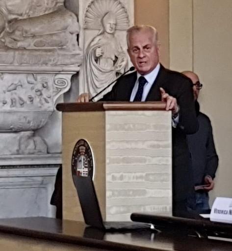 """Il Sindaco di Imperia Claudio Scajola all'Anci: """"Gravi difficoltà e isolamento in cui versa la Liguria per la carenza di infrastrutture"""""""