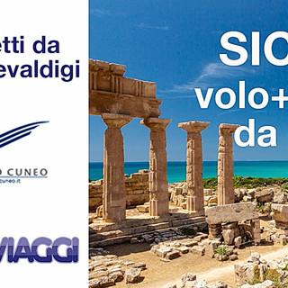 Parti dall'Aeroporto di Cuneo per le tue vacanze in Sardegna, Puglia e Sicilia