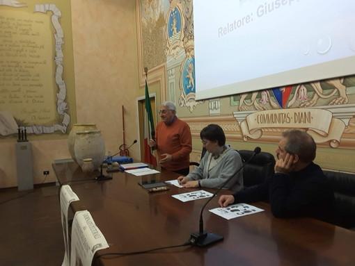 Diano Marina: la Communitas Diani ha organizzato la conferenza 'Le Giare' a cura di Giuseppe Pastorino