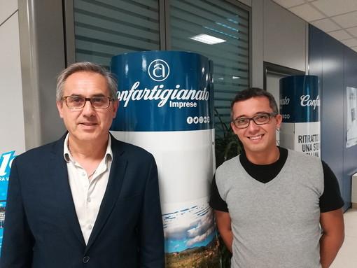 Carlo Rovere e Cristiano Sanna