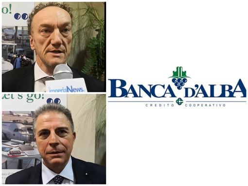 Banca d'Alba si conferma realtà forte anche nel ponente ligure, Milano Finanza la inserisce ai primi posti per solidità patrimoniale (Video)