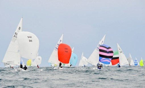 Dragon 90th Anniversary Regatta