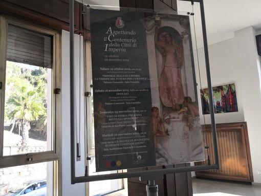 Imperia: al via domani 'Aspettando il Centenario' con la Lectio Magistralis di Livia Pomodoro