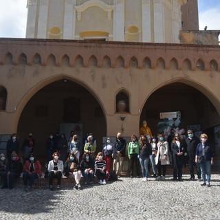 Nel Golfo Dianese proseguono le visite degli operatori ai Borghi più belli d'Italia