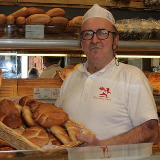Imperia: addio a Franco Blengini, fondatore della catena di panetterie in città